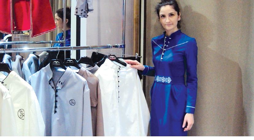 Цена дизайнерской сорочки от 5 до 7 тысяч рублей