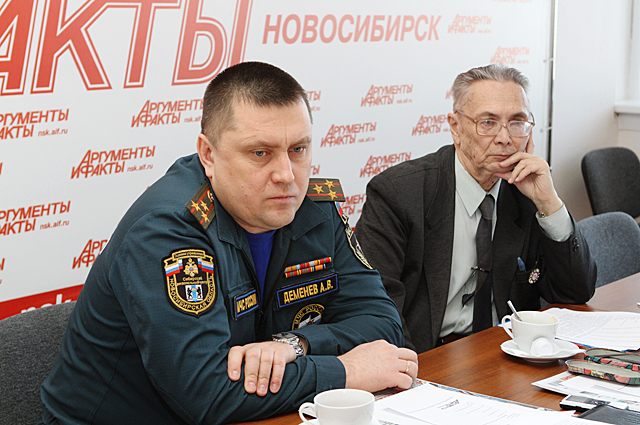 Андрей Деменёв и Ренат Ягудин