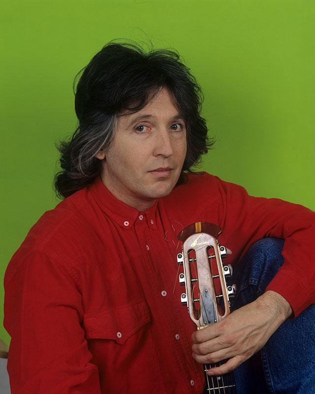 Вячеслав Малежик, 1990 год.