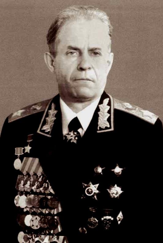 Сергей Ахромеев.