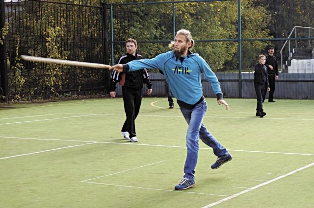 Благодаря проекту в крае популяризируют городошный спорт.