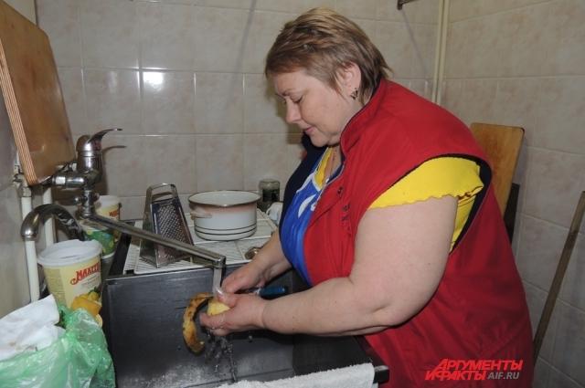 Налаживать бизнес Ольге помогает подруга, тоже Ольга