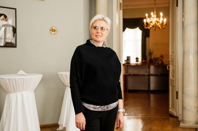Ксения Кузнецова.