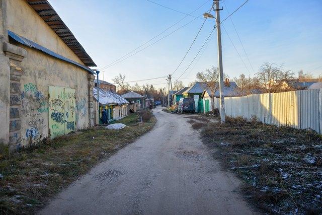 Роговский переулок.