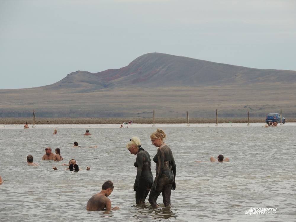 Озеро Баскунчак очень популярно у туристов