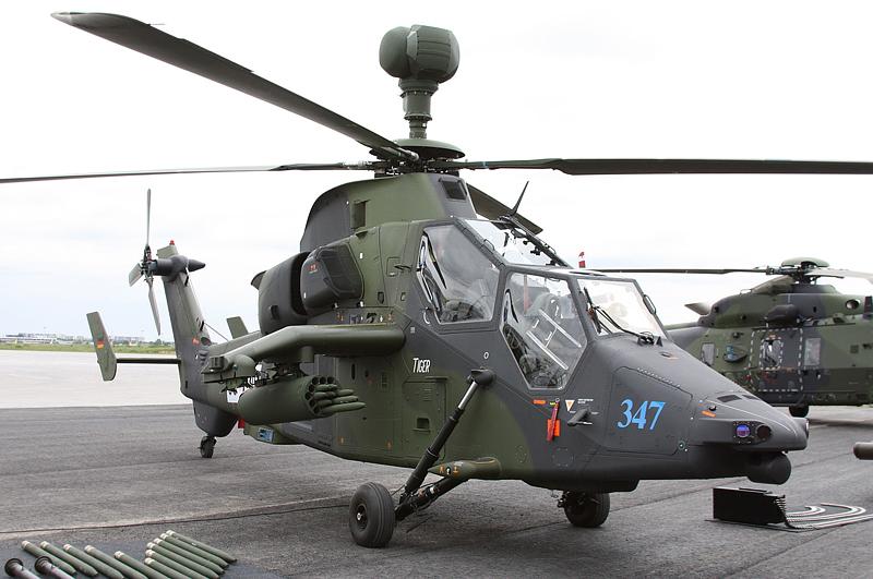 Ударный вертолет Тайгер