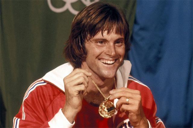 Золотая медаль Брюса Дженнера