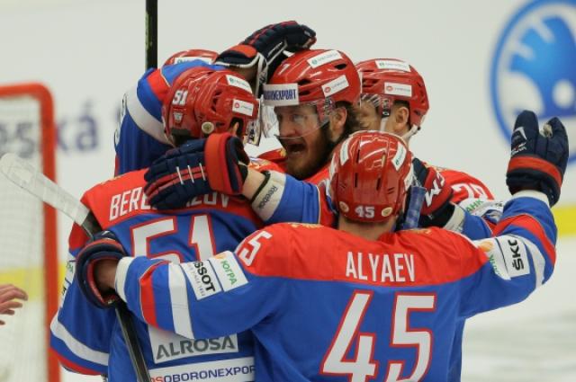 Артем Аляев составит Владимиру Галузину компанию в сборной.