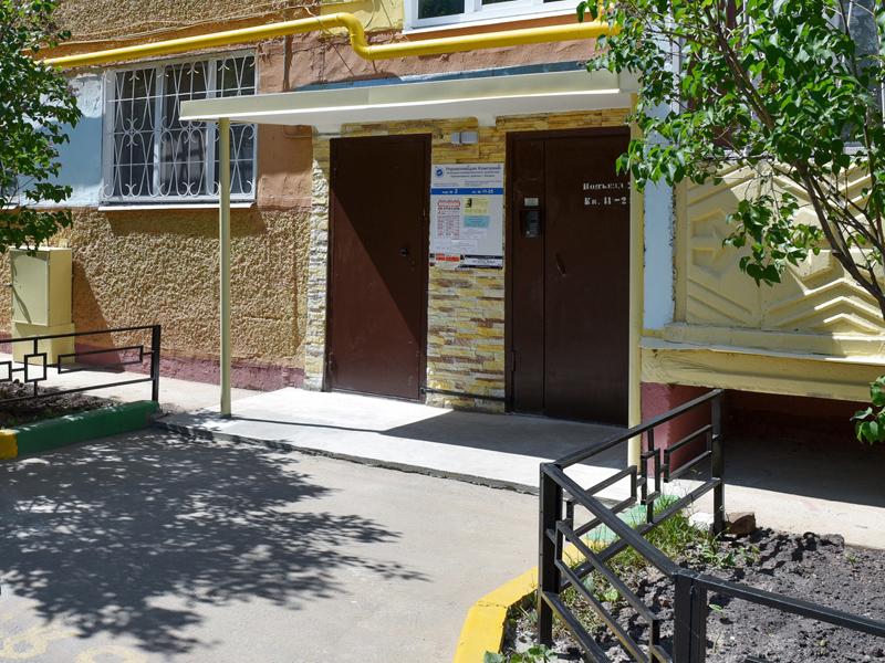 Жители не узнали свой дом после ремонта.
