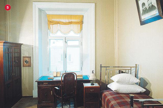 Комната В. Ленина