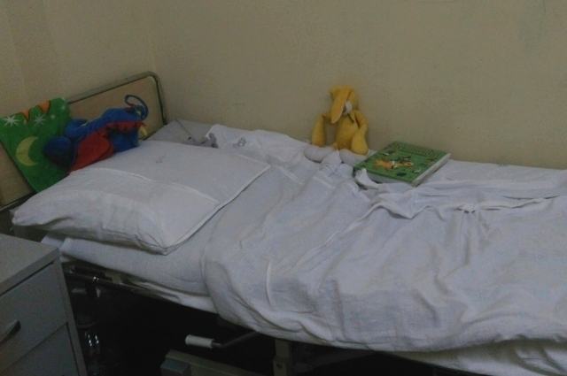 В Верещагино в 2018 году в больнице умерли две девочки.