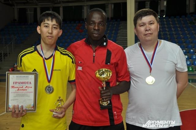 Стефан Куасси шесть лет назад приехал в Россию из африканского государства Кот-д'Ивуар.
