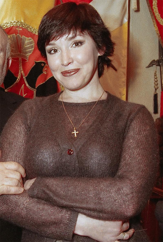 Анна Самохина. 2004 г.