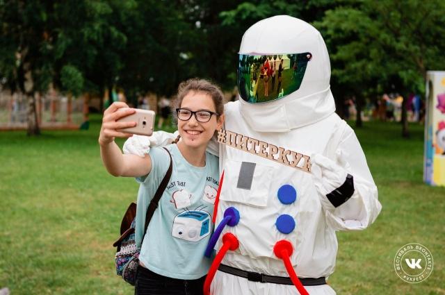 На фестивале посетители найдут развлечения на любой вкус.