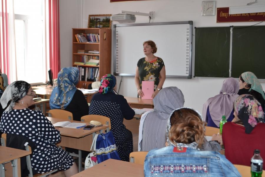 В 2019 году расширится контингент педагогов-участников курсовой подготовки.