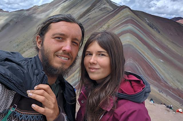 Ирина и Дмитрий планировали объехать всю Южную Америку.