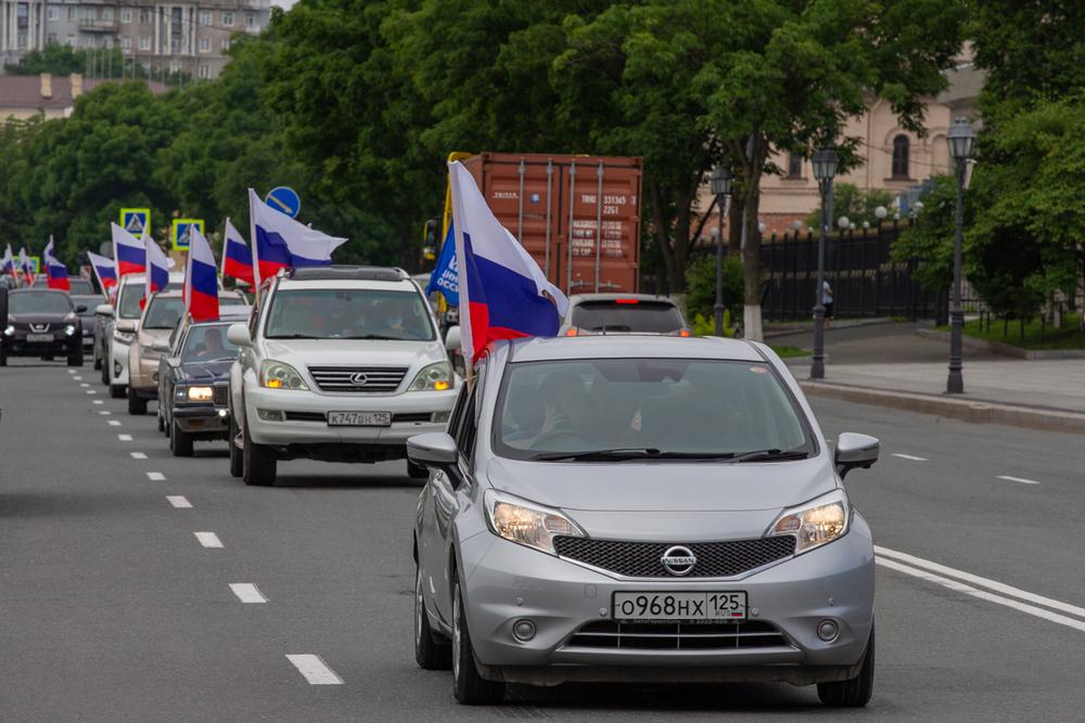 Владивосток по достоинству оценил инициативу активистов.