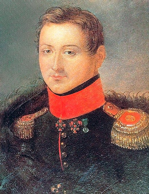 Сергей Муравьёв-Апостол.