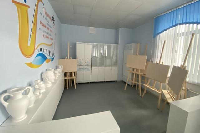Обновлённая гимназия № 18 уже открыла двери для своих учеников.
