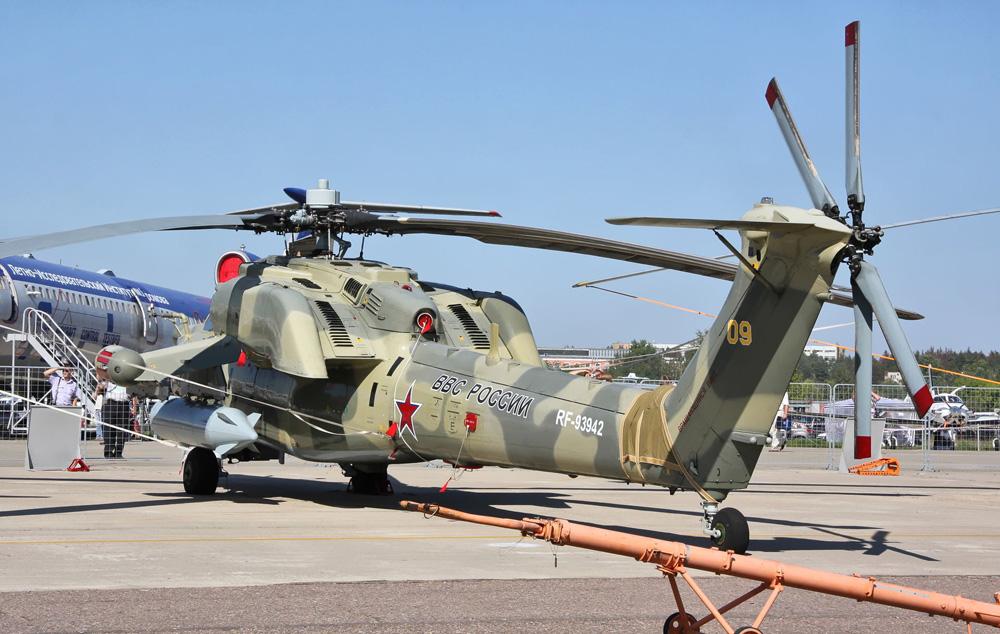 МИ-28Н.