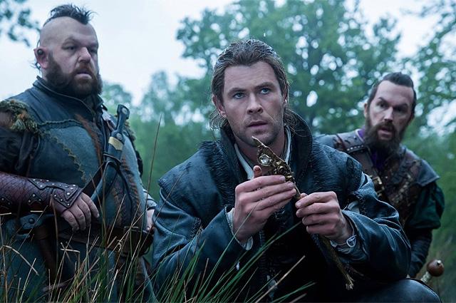 Кадр из фильма «Белоснежка и Охотник 2»