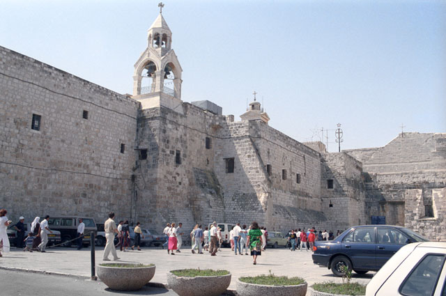 Иерусалимский храм Воскресения Христова (храм Гроба Господня).