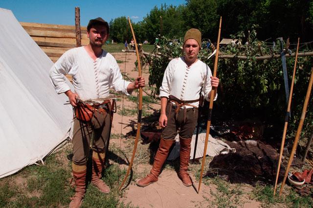Вольные лучники – гроза средневековой пехоты.