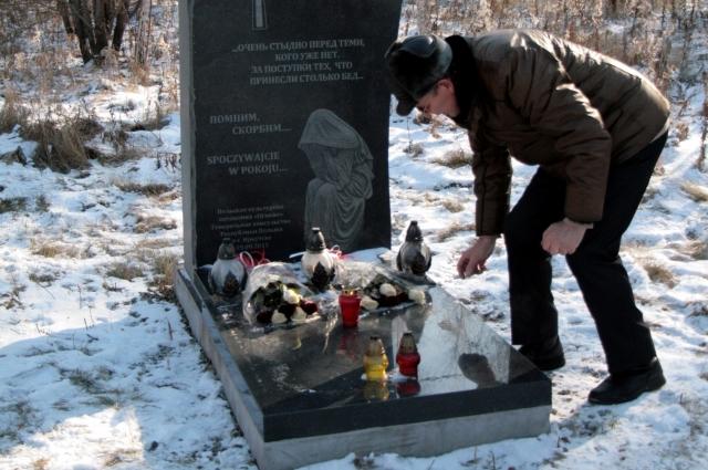 Более 11 тыс. расстрелянных захоронены в Пивоварихе. Точных данных ещё нет.