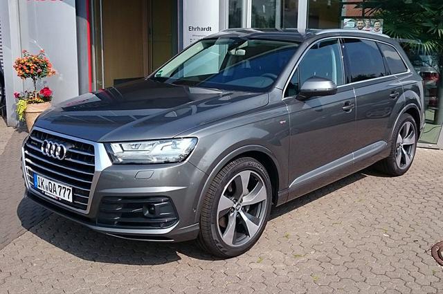 Audi Q7 4M.