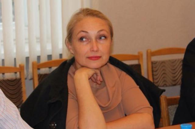 Лариса Рослякова