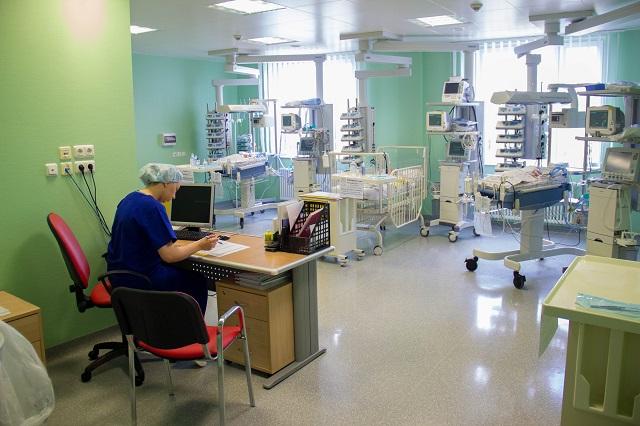 Новый перинатальный центр будет работать в тандеме с кардиоцентром.