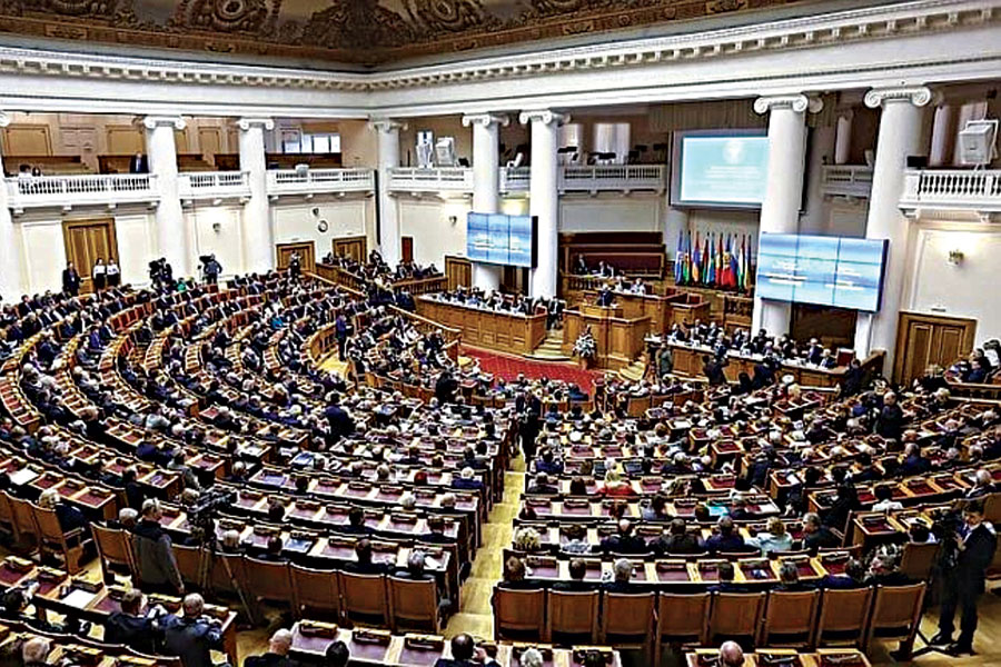 МПС продвигает идеи мира, дружбы, сотрудничества между государствами.
