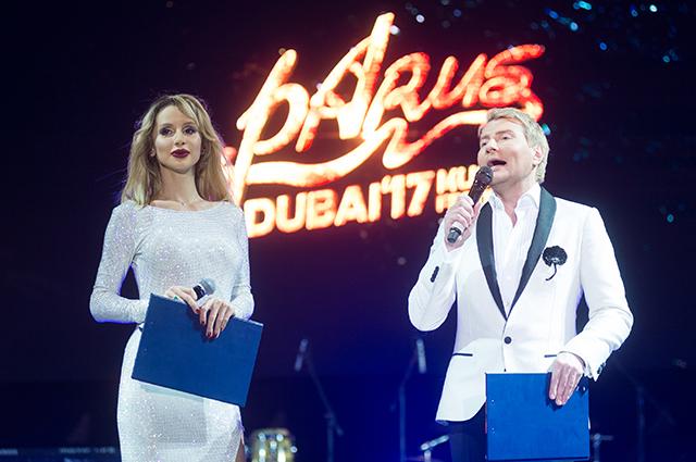 Светлана Лобода и Николай Басков.