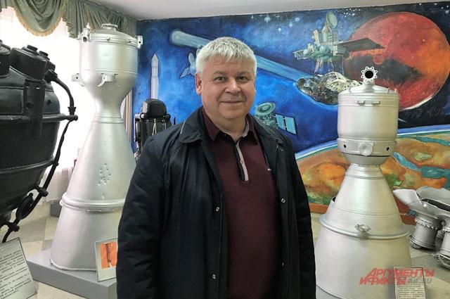 Дмитрий Шаталов.