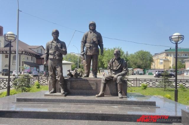 Стиль Константина Зинича можно узнать сразу, а его скульптуру - найти во многих городах Кузбасса.