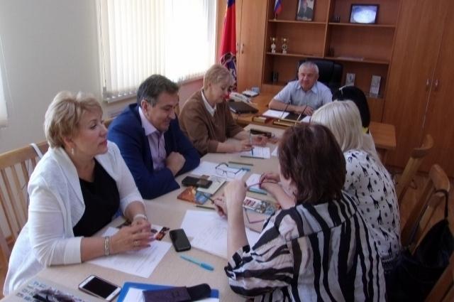 Виктор Толмачев собрал директоров других гостиниц для сотрудничества