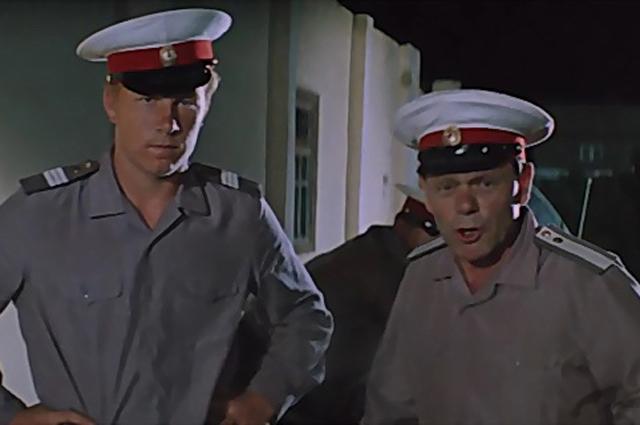Виктор Уральский в фильме «Бриллиантовая рука» (1968)