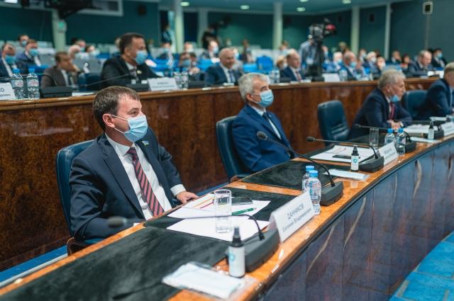 Голосование по избранию губернатора депутатами думы Югры прошло 13 сентября