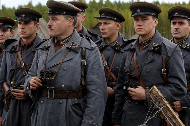 Кадр из фильма «Подольские курсанты», 2020 г.