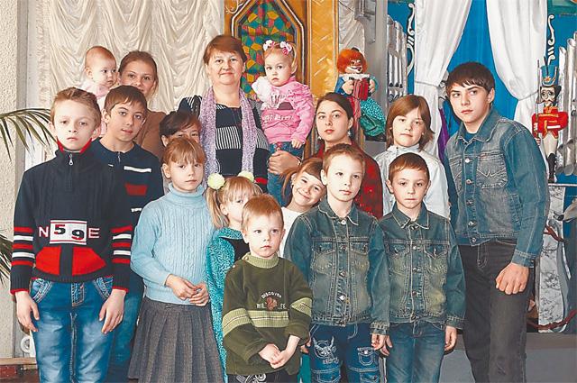 Семья Косиковских