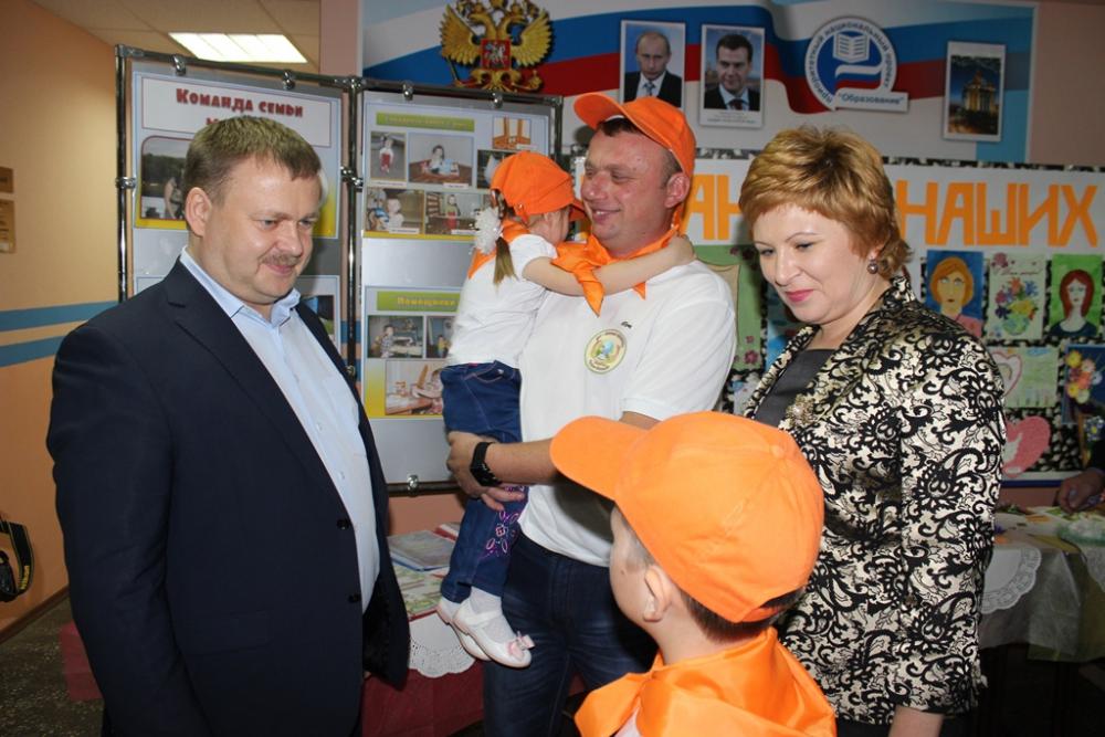 В 5-м округе Оренбурга семейный конкурс объединил более 300 горожан.