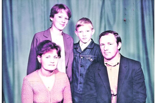 Людмила и Виктор Сухоненко, Новоалтайск, 50 лет совместной жизни