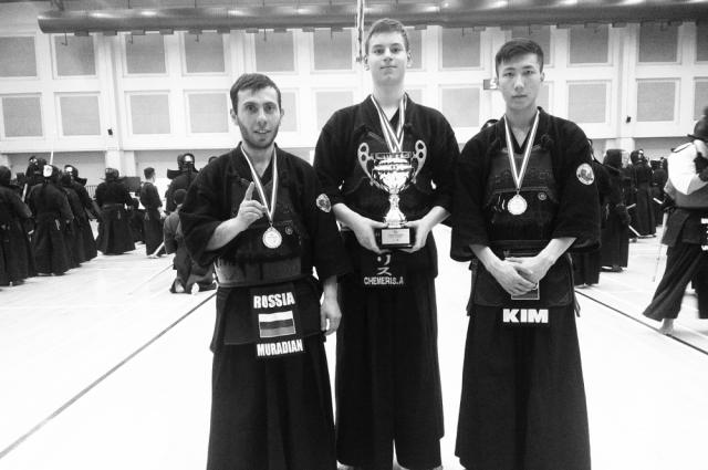 Российские призёры азиатского первенства родом из Приморья