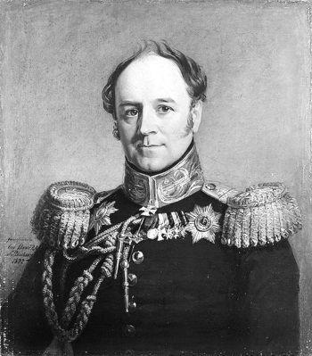 Александр Бенкендорф.