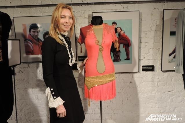 После травмы в 2004 году, полученной в этом костюме, Татьяну Тотьмянину ждала серия серьёзных спортивных достижений.