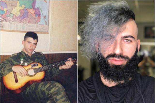 Ростовский стилист Араик Ишханян