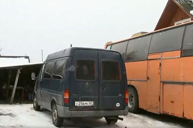 В новостном сюжете федерального канала показали состояние других автомобилей индивидуального предпринимателя.