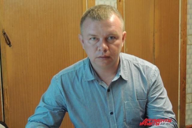 Александр Пилипенко, адвокат.
