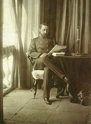 Принц Альфред, герцог Эдинбургский.