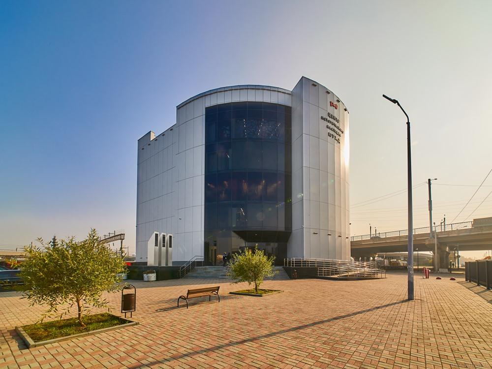 Здание Центра исторического наследия.